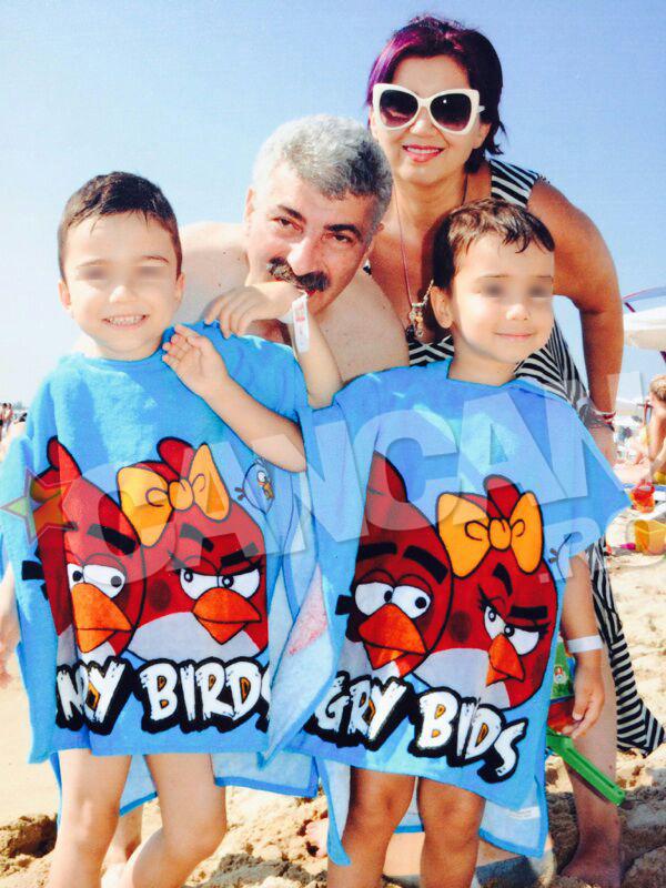 Bahmu si Prigoana se cearta pentru custodia copiilor