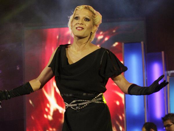 Naomy vrea iar la Eurovision