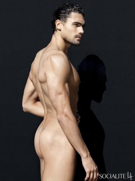 Andrei a fost votat drept unul dintre modelele cu cel mai sexy posterior