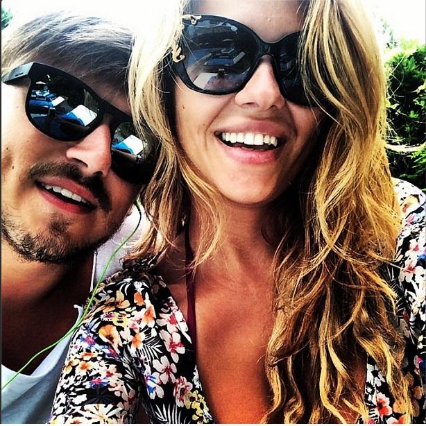 Rodica si Marius au fost impreuna in Capri