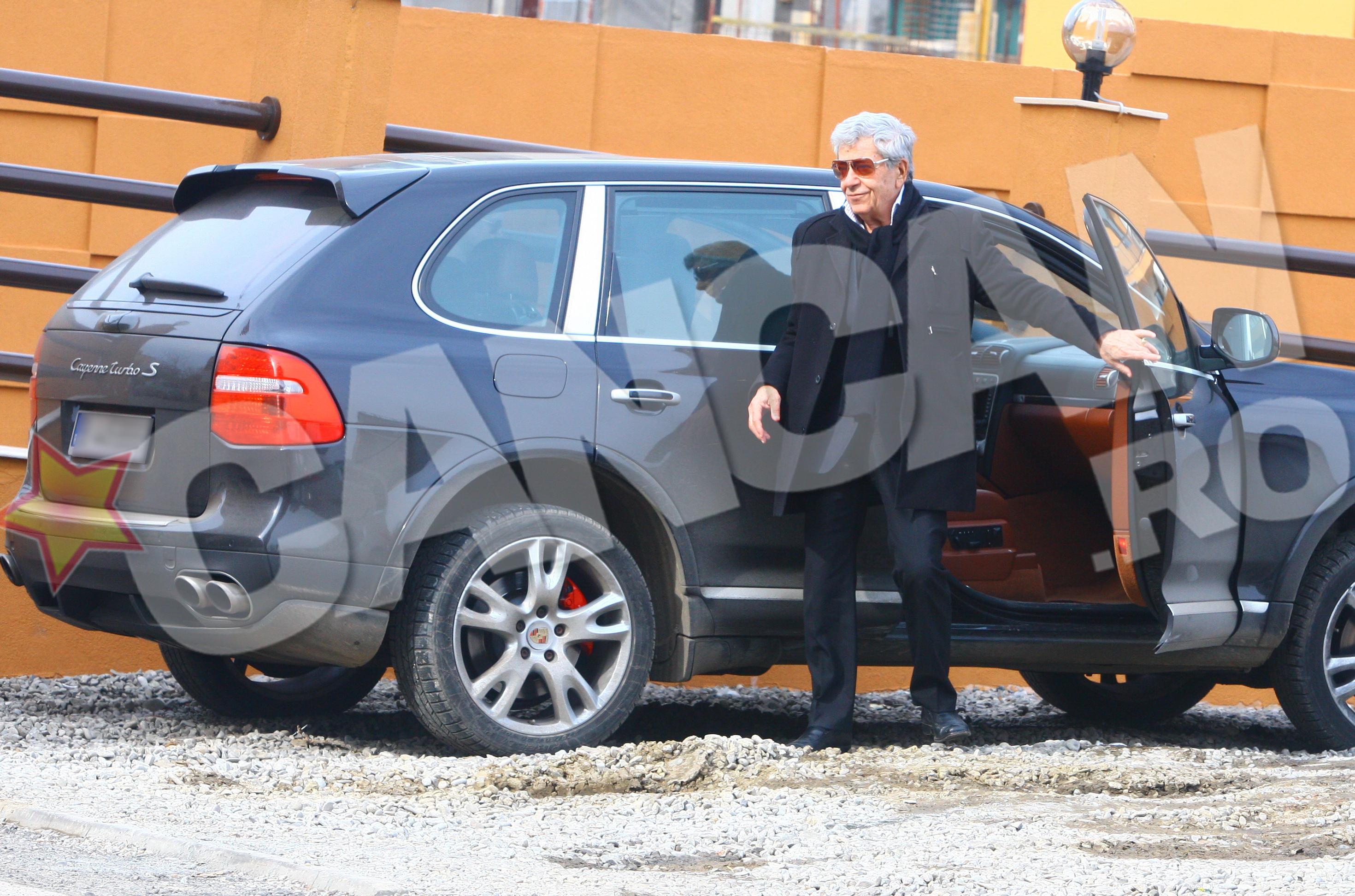 Desi are 81 de ani, lui Ion Dichiseanu nu ii dai mai mult de 60