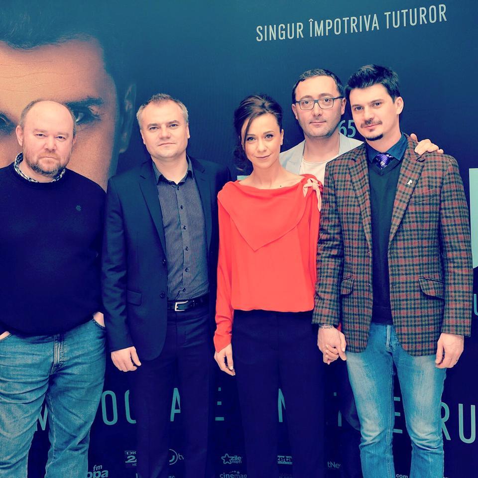Actrita a primit Premiul Criticii pentru prestatia din filmul