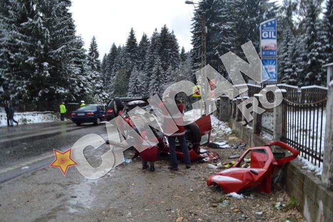 Serban Huidu a omorat trei oameni intr-un accident rutier provocat in 2011