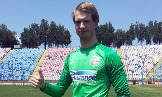 1.2 milioane de euro a platit Steaua pentru Arlauskis