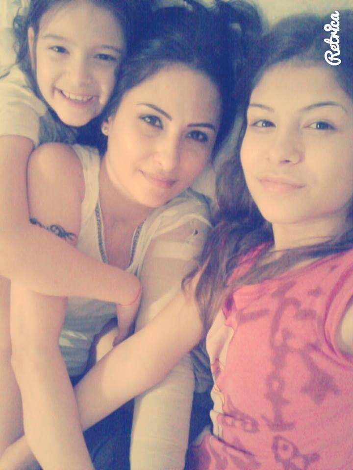 Simina este mama a doua fetite pe care le iubeste enorm