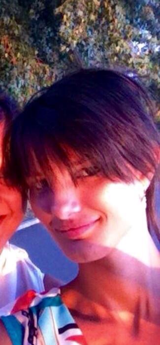 Asa arata Roxana inainte sa isi opereze nasul