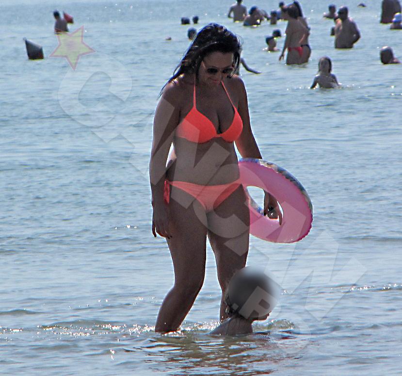 Manuela Fedorca a pierdut lupta cu kilogramele si celulita
