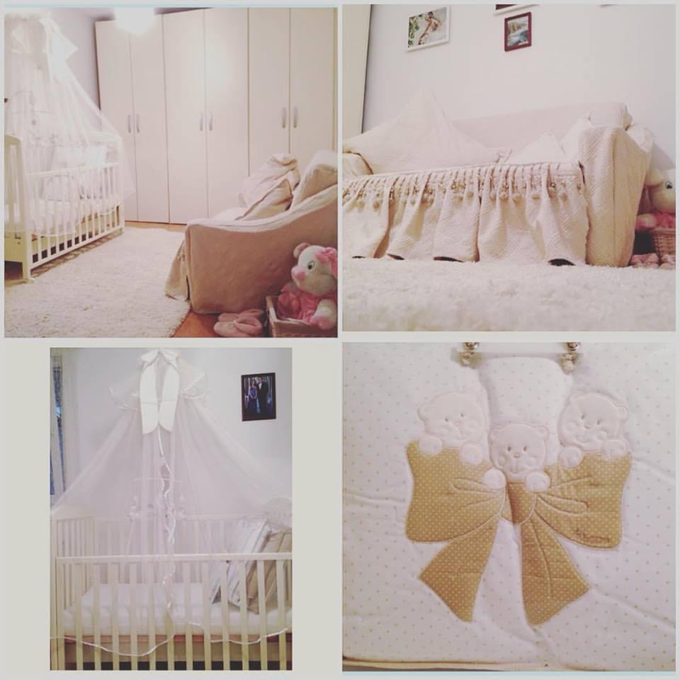 Camera pregatita pentru bebelus