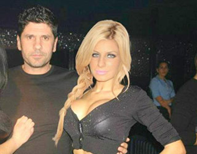 Casandra si fostul sot, Stelian Ogica