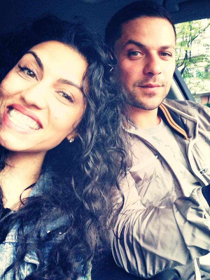 Doinita si Augustin Viziru sunt foarte buni prieteni