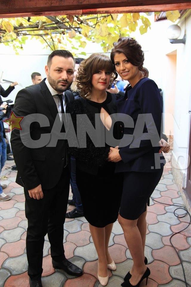 Angelica Stoica si Radomir Iovanovici sunt moasa copilului