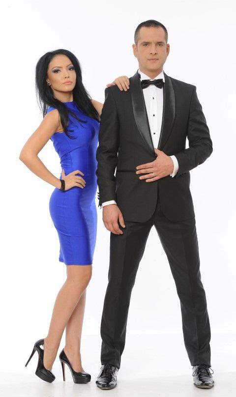 Madalin Ionescu si Andreea Mantea au prezentat initial emisiunea de noapte de la Kanal D