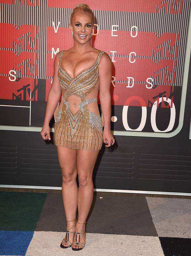 Britney Spears a imbracat o tinuta exact la fel ca cea purtata de Ruby