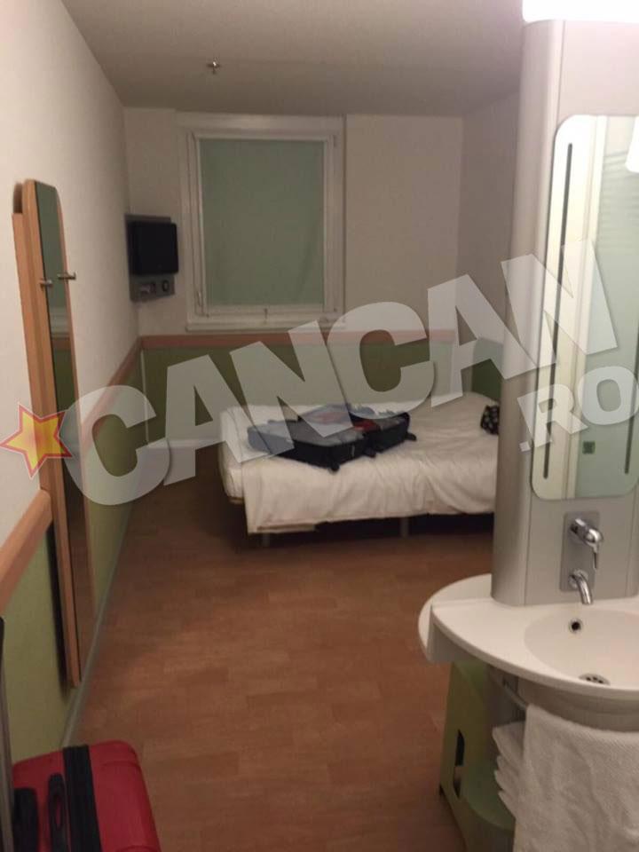 Catalin Cazacu nu a putut sa-si lase logodnica sa doarma intr-un loc atat de sinistru, dar care valora sute de euro