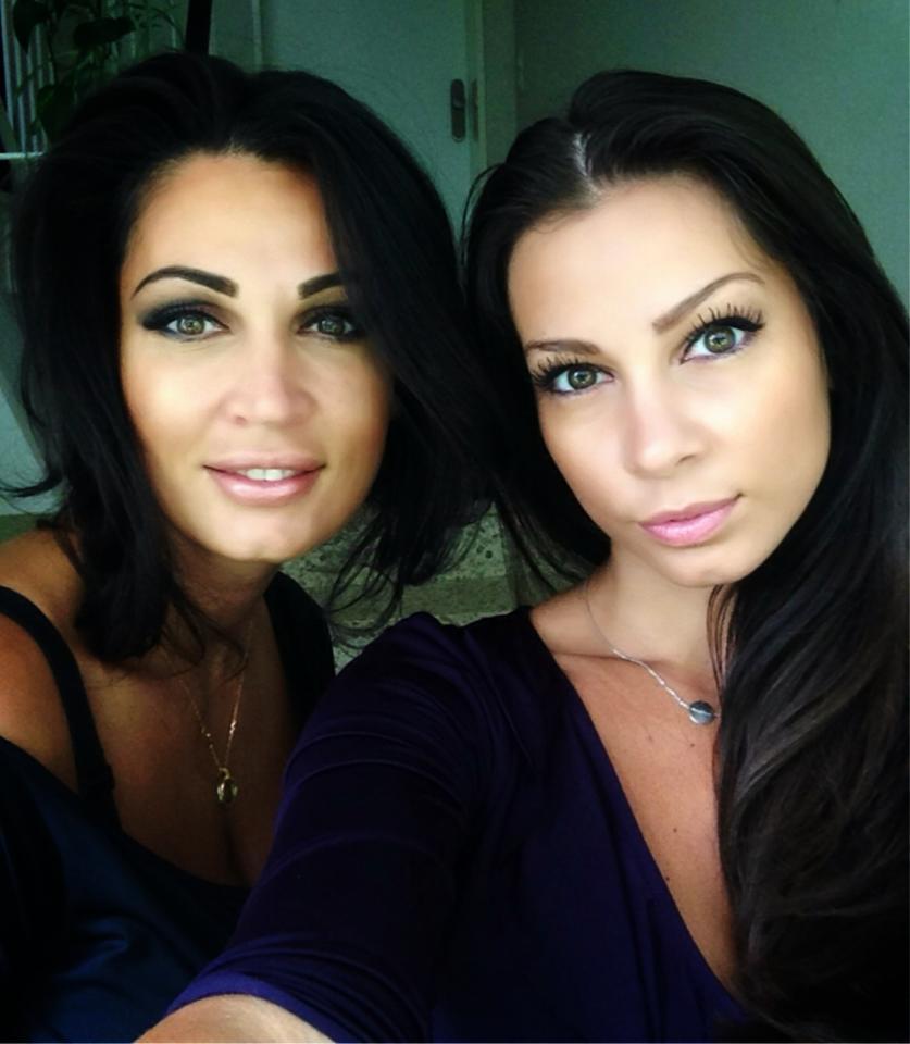 Iuliana si Nicoleta Luciu sunt cele mai bune prietene
