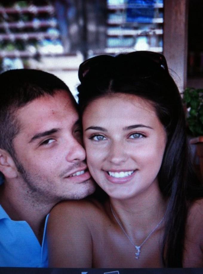 Din mariajul Antoniei cu Vincenzo a rezultat o fetita, Maya, care acum are aproape 4 ani