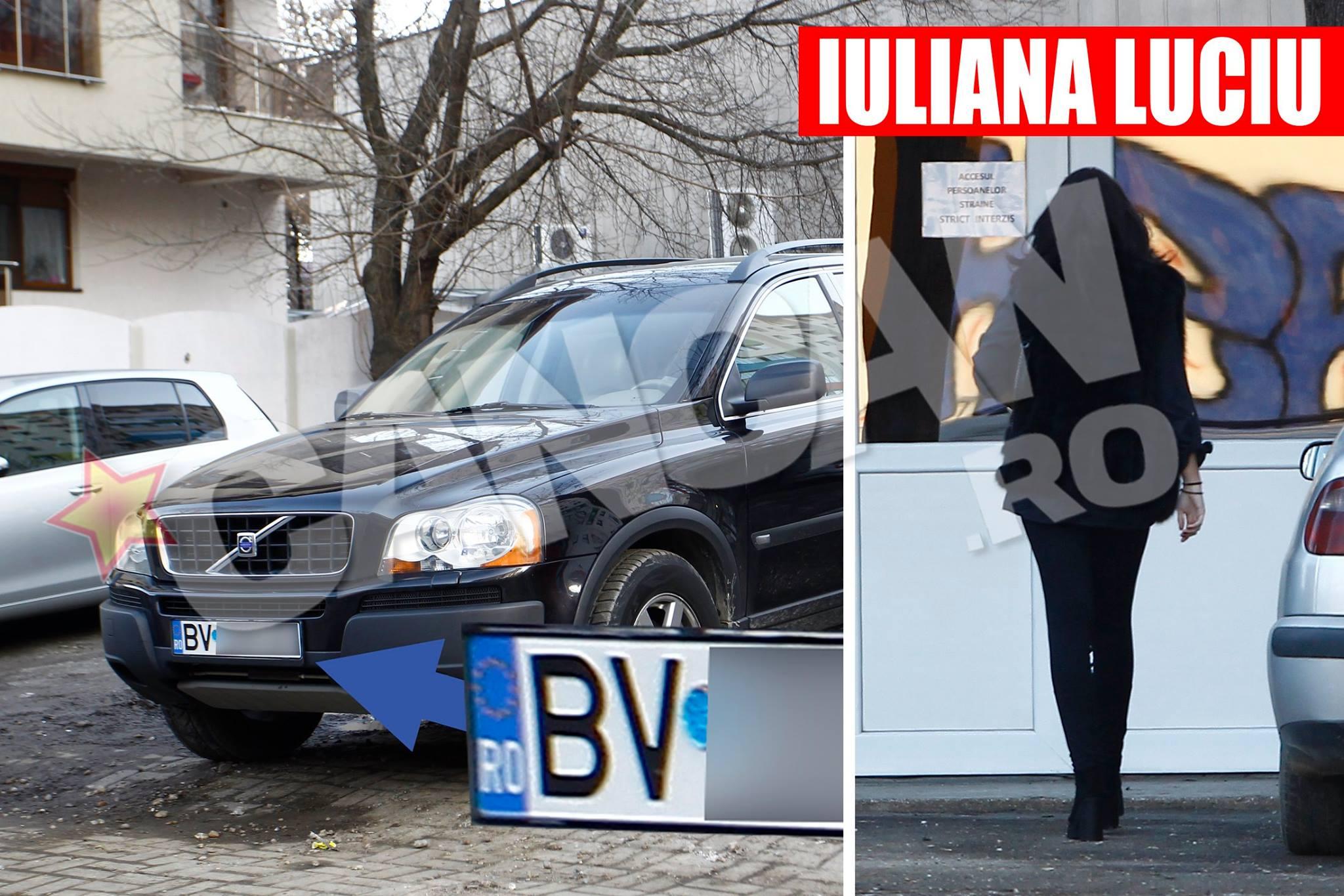 Iuliana Luciu nu se dezice de bunului ei iubit, Ioan Neculaie