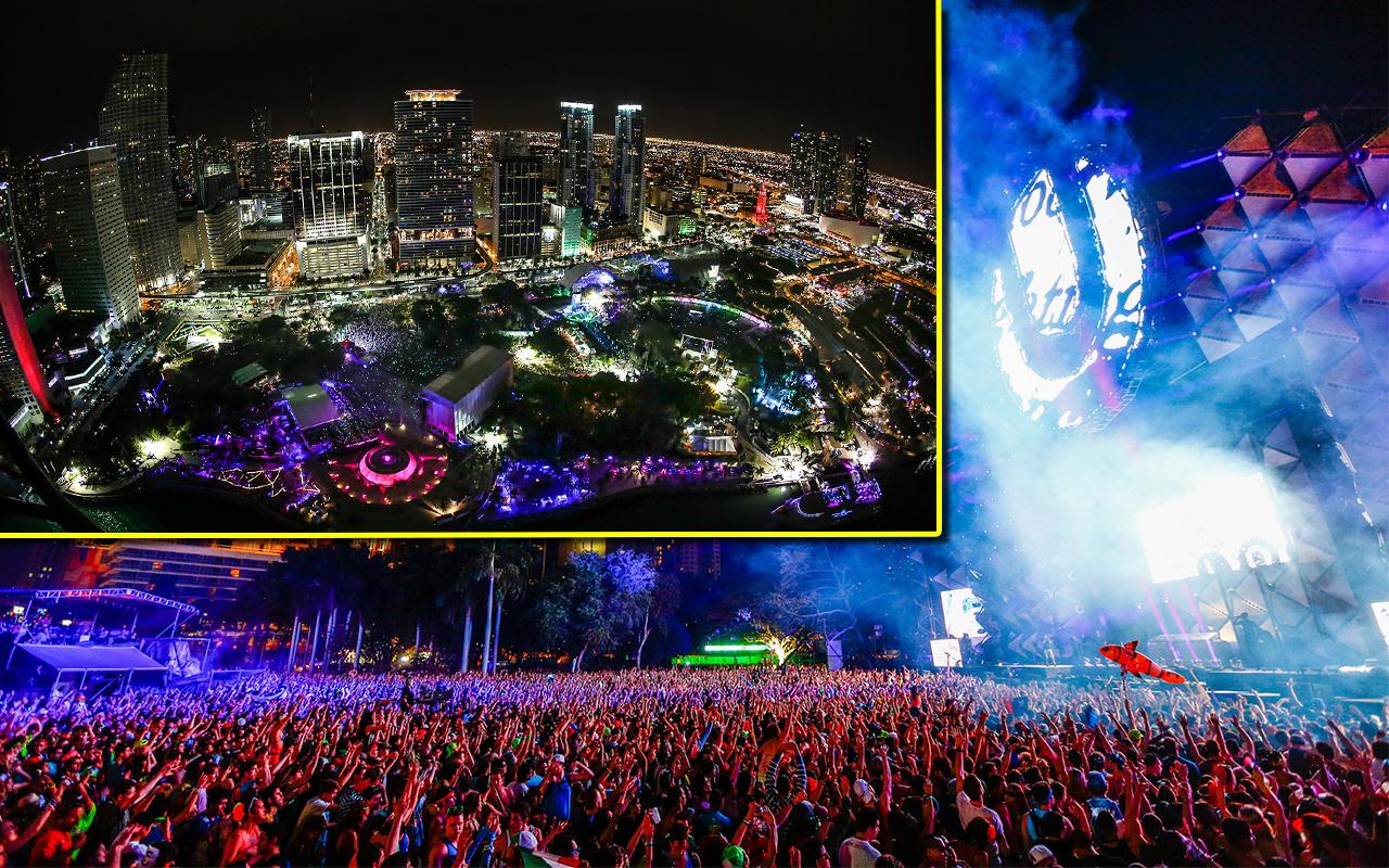 Festivalul Ultra de la Miami este cel mai mare eveniment house din lume unde pun muzică cei mai tari dj mondiali.
