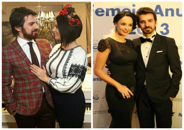 Andreea Marin a revenit pe micile ecrane alături de soţul ei, medicul turc.
