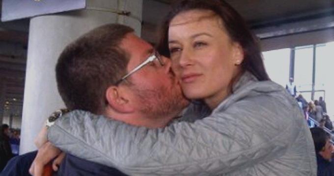 Milionarul s-a căsătorit cu Raluca Sandu după ce s-a despărţit de Daiana