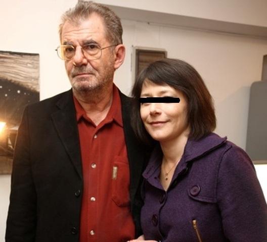 Actorul şi fosta lui soţie au format un cuplu timp de 20 de ani