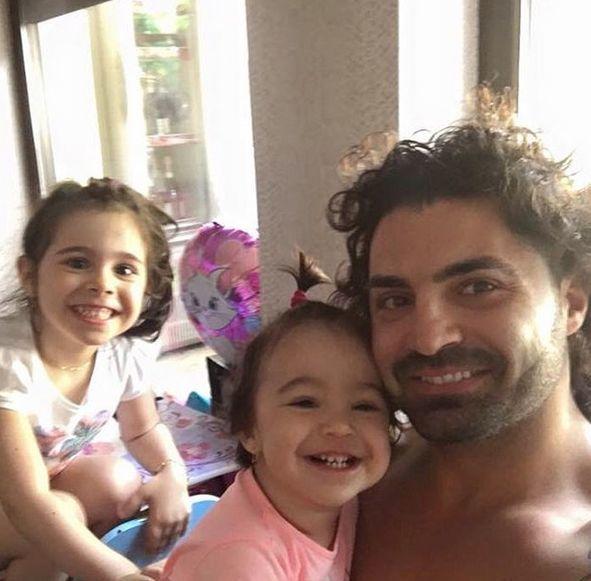 Pepe are o familie frumoasă