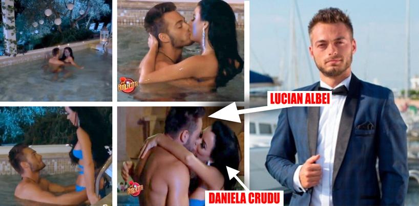 """Lucian Albei a devenit cunoscut după scenele fierbinţi pe care le-a filmat alături de Daniela Crudu la """"Burlăciţa"""""""