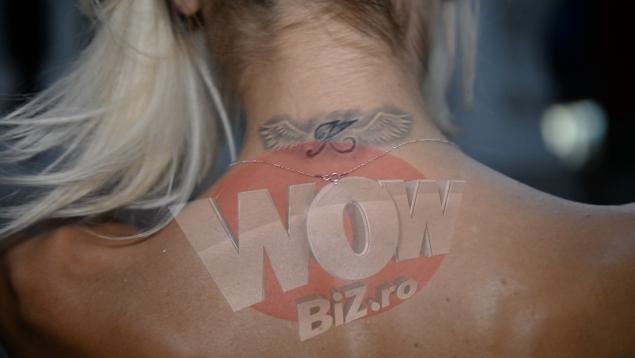 Misty şi-a tatuat iniţiala numelui lui Keo.