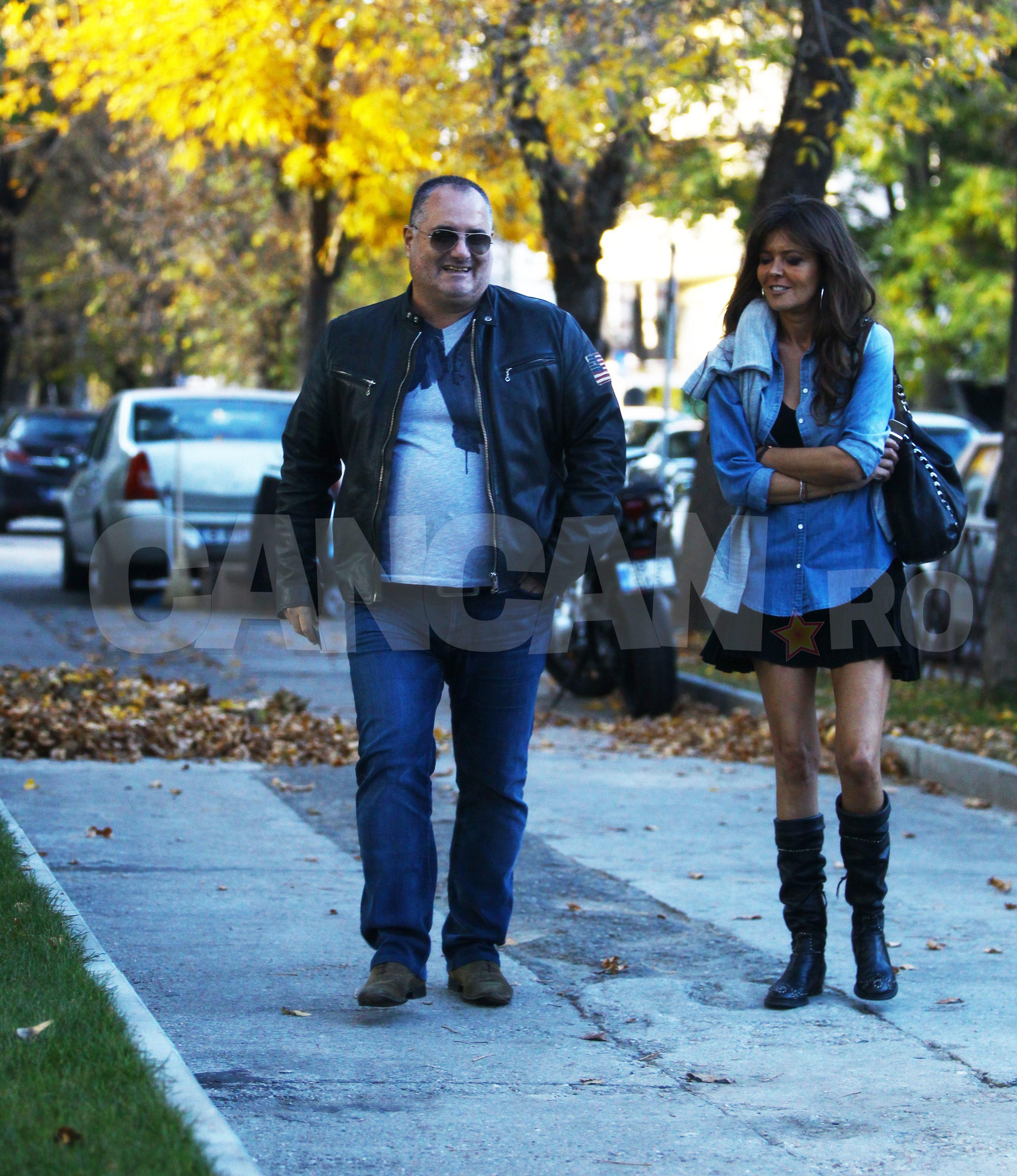 Yoav Stern se afişa la scurt timp după divorţ alături de Cătălina