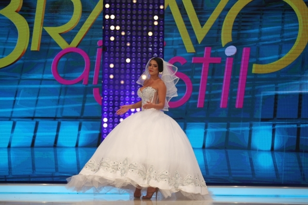 Ayda a părăsit competiţia ,,Bravo,ai stil!''.