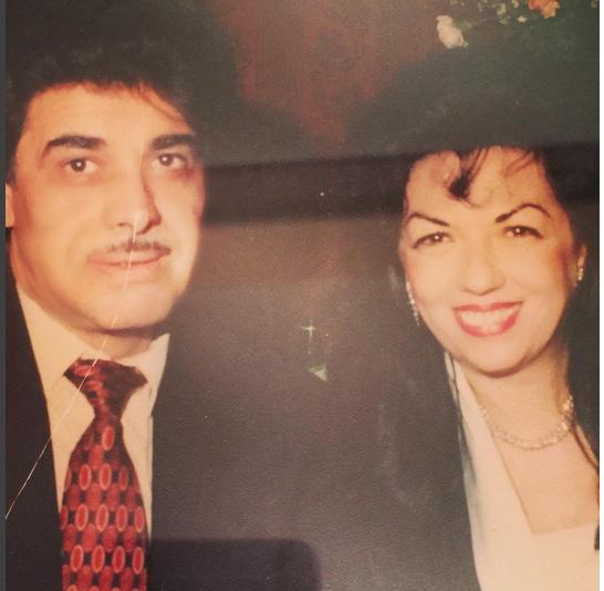 Carmen Harra îşi aminteşte cu drag de soţul ei, care este decedat.