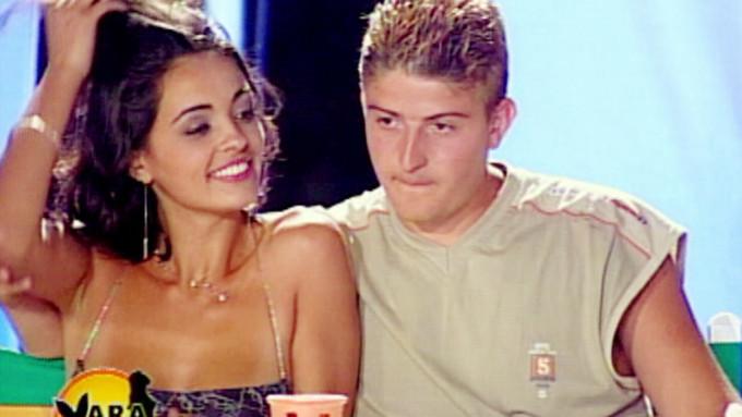 Alex a fost iubitul Cosminei pe vremea când ea a participat la