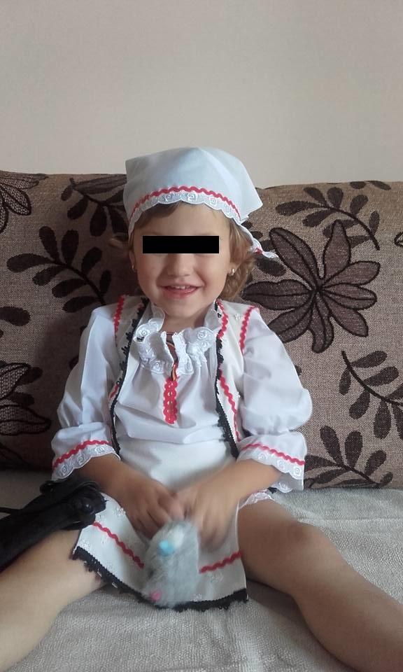 Fetiţa pentru care Oana Roman a cerut ajutorul prietenilor