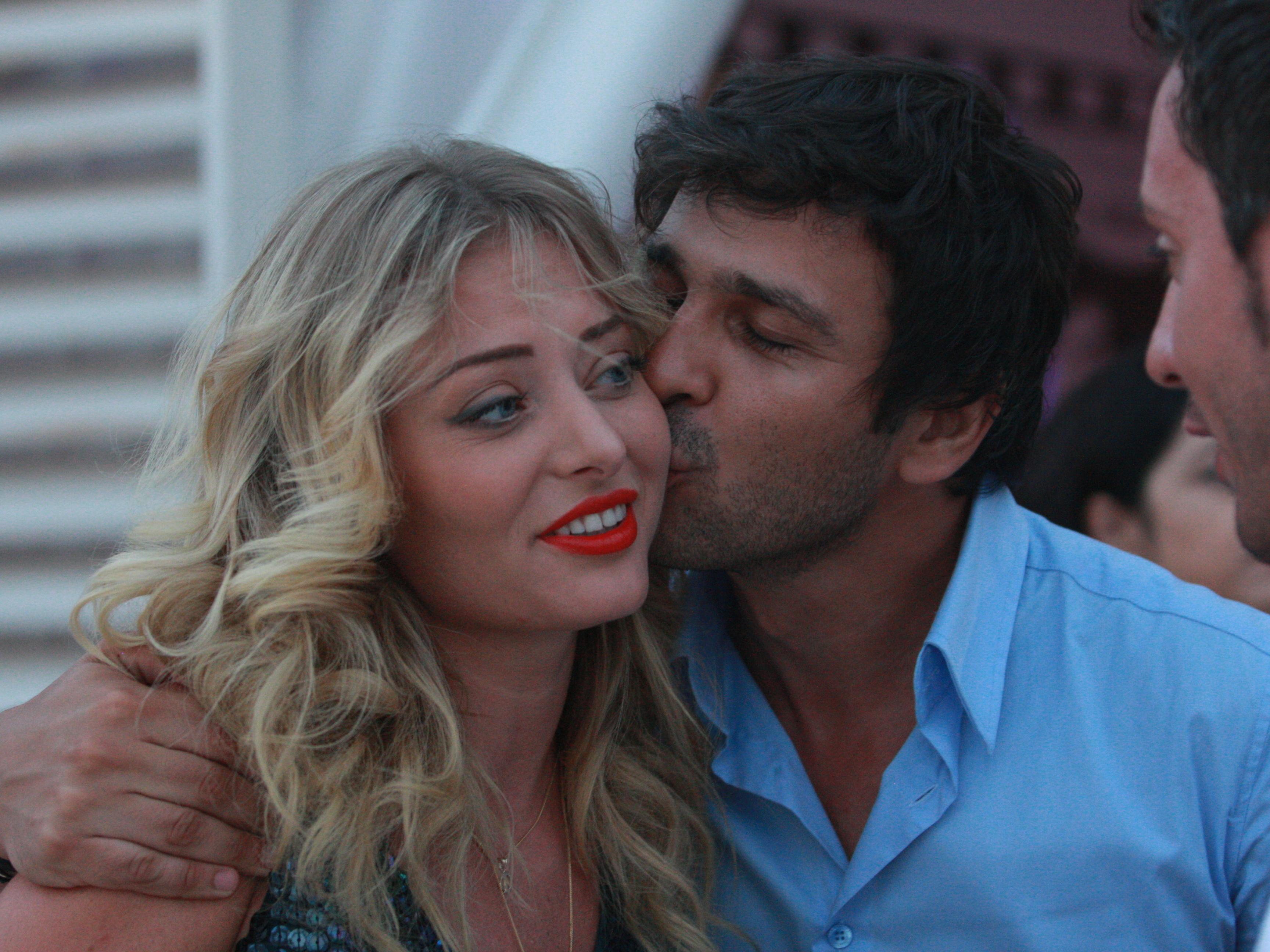Delia şi Răzvan Munteanu s-au căsătorit în 2012, după doi ani de relaţie