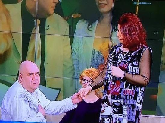 Toni Ionescu şi-a reînnoit cererea în căsătorie făcută soţiei în urmă cu 15 ani