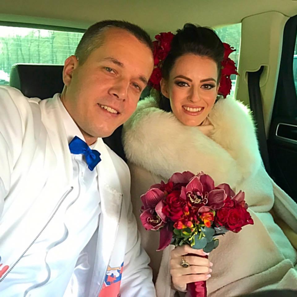 Andrei Năstase şi iubita lui, Bianca, s-au căsătorit şi urmează să devină părinţi.