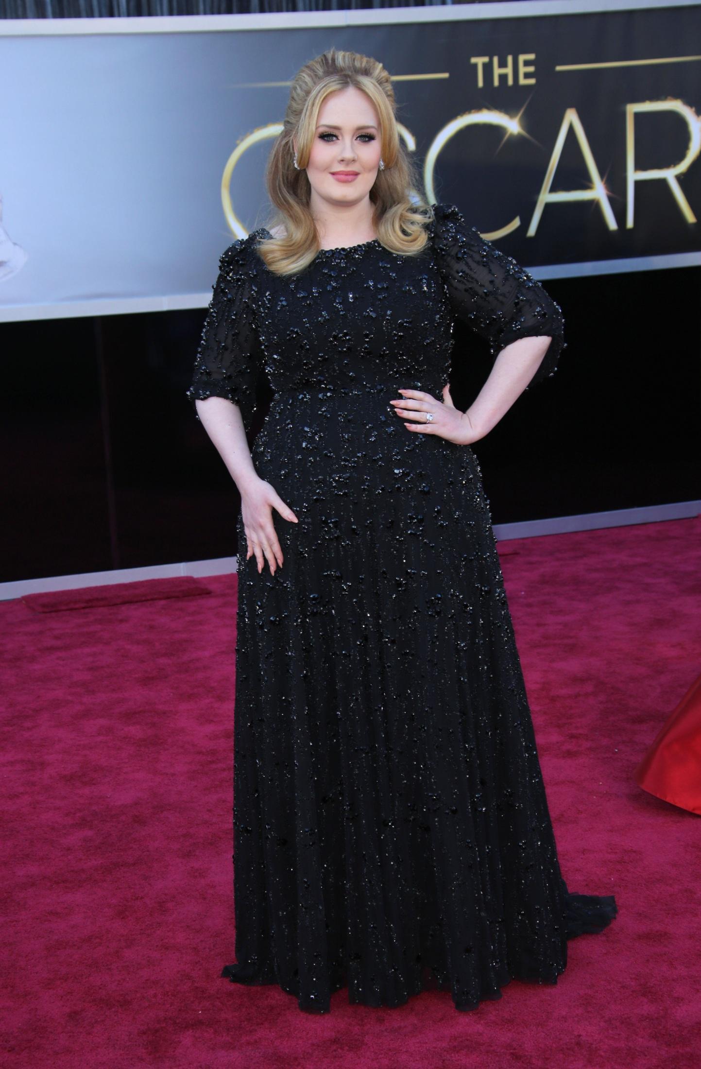 Adele (Foto: Hepta)