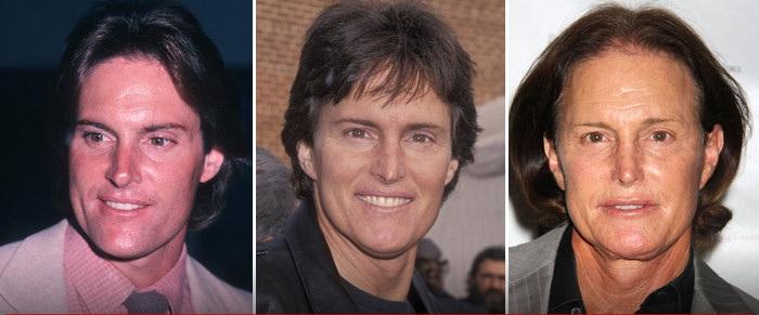 Bruce Jenner si-a distrus fata din cauza operatiilor estetice