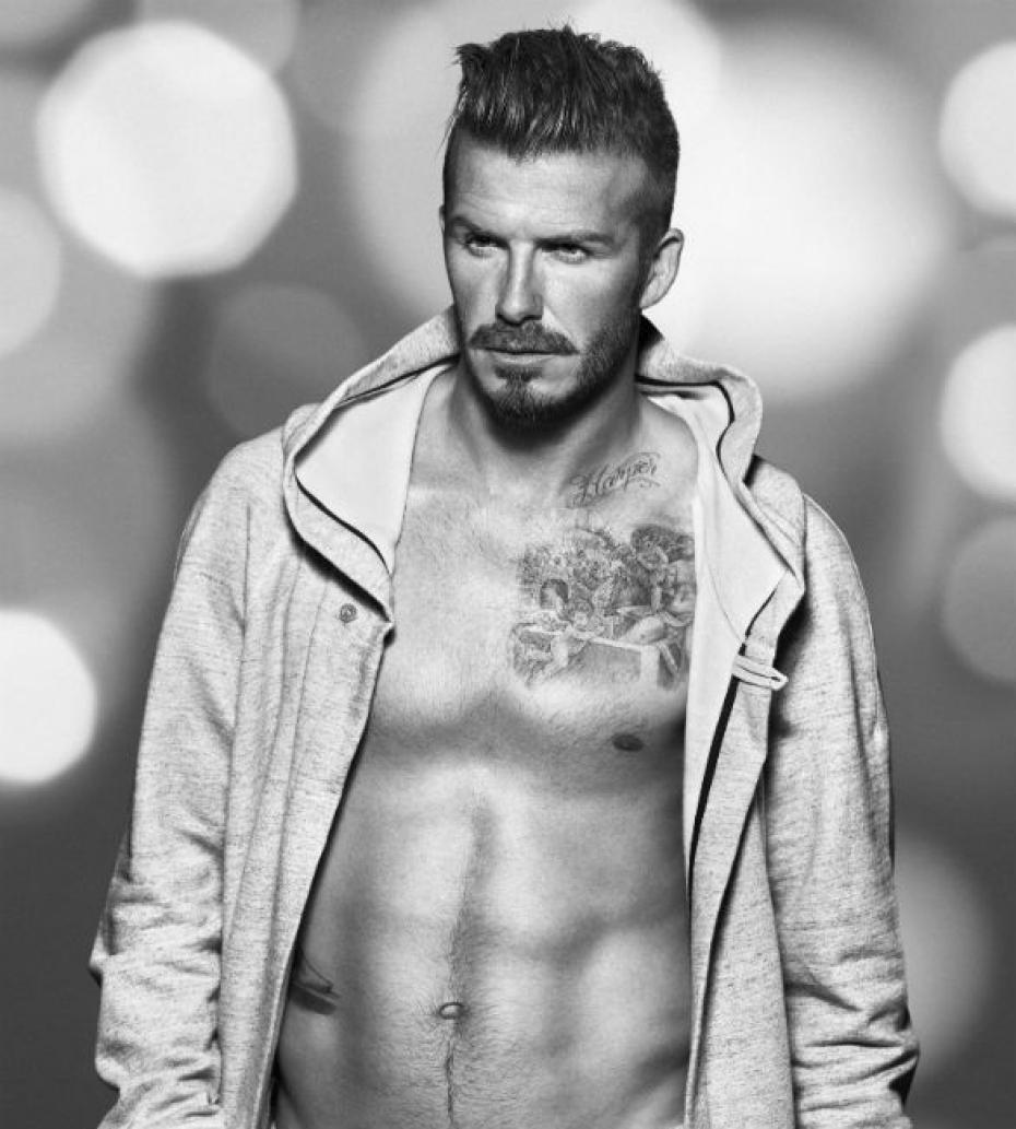 David Beckham este in continuare un etalon de eleganta, gratie si stil