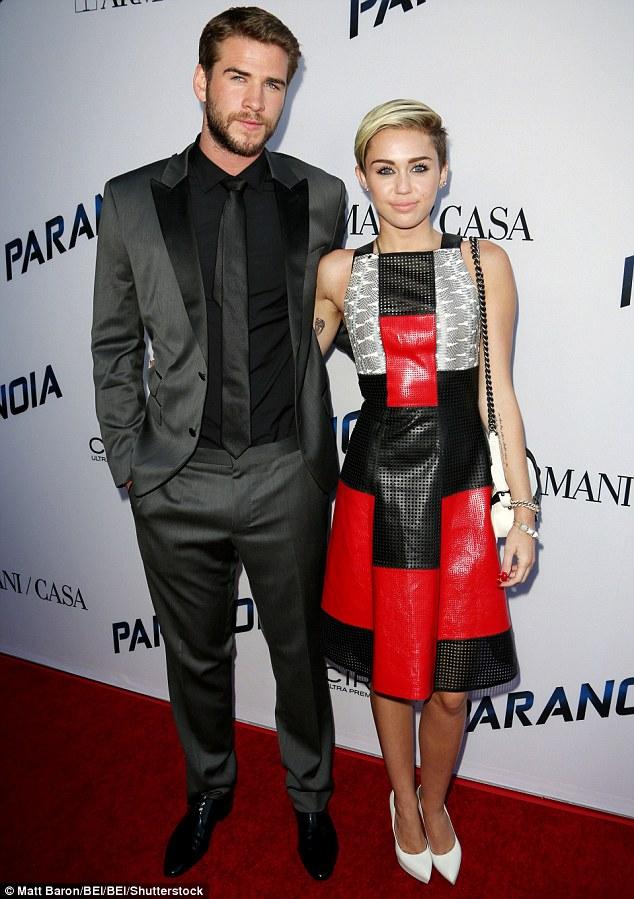 Miley si Liam au avut o relatie de patru ani