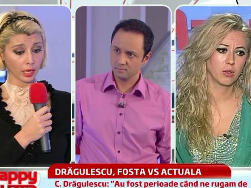 Corina Drăgulescu vs Larisa Drăgulescu - conflict în direct! Vezi ce au de împărţit fosta şi actuala soţie a lui Marian!