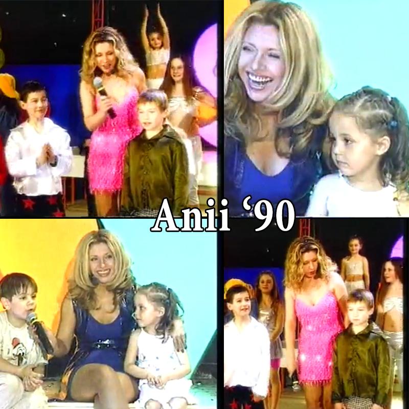 Tanti Ludmila era iubita de toti copii din Republica Moldova, la inceputul anilor '90