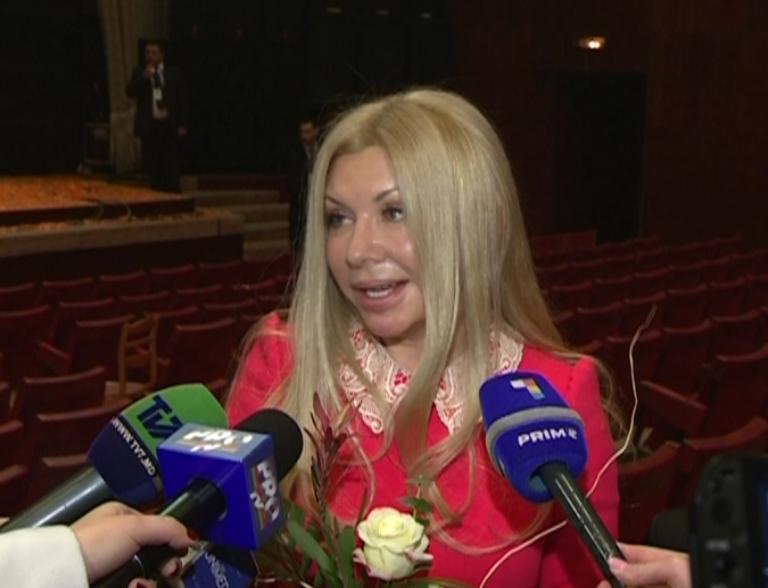 Ludmila Balan a povestit la PROT TV Moldova cat de mandra este de fiul sau, Dan