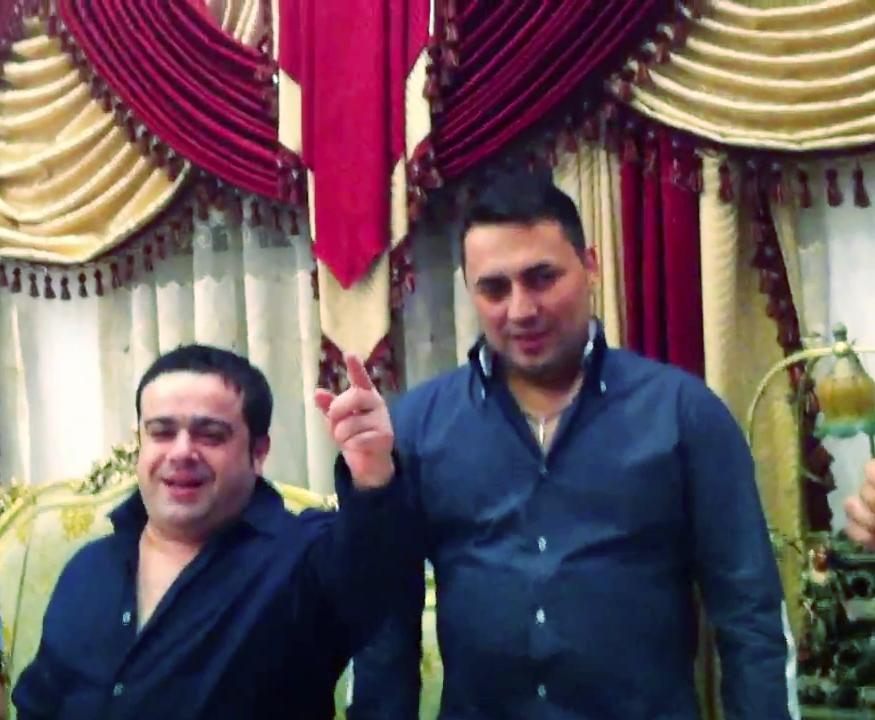 Minune si Sorinel Pustiu au fost sufletul petrecerii(foto:youtube)