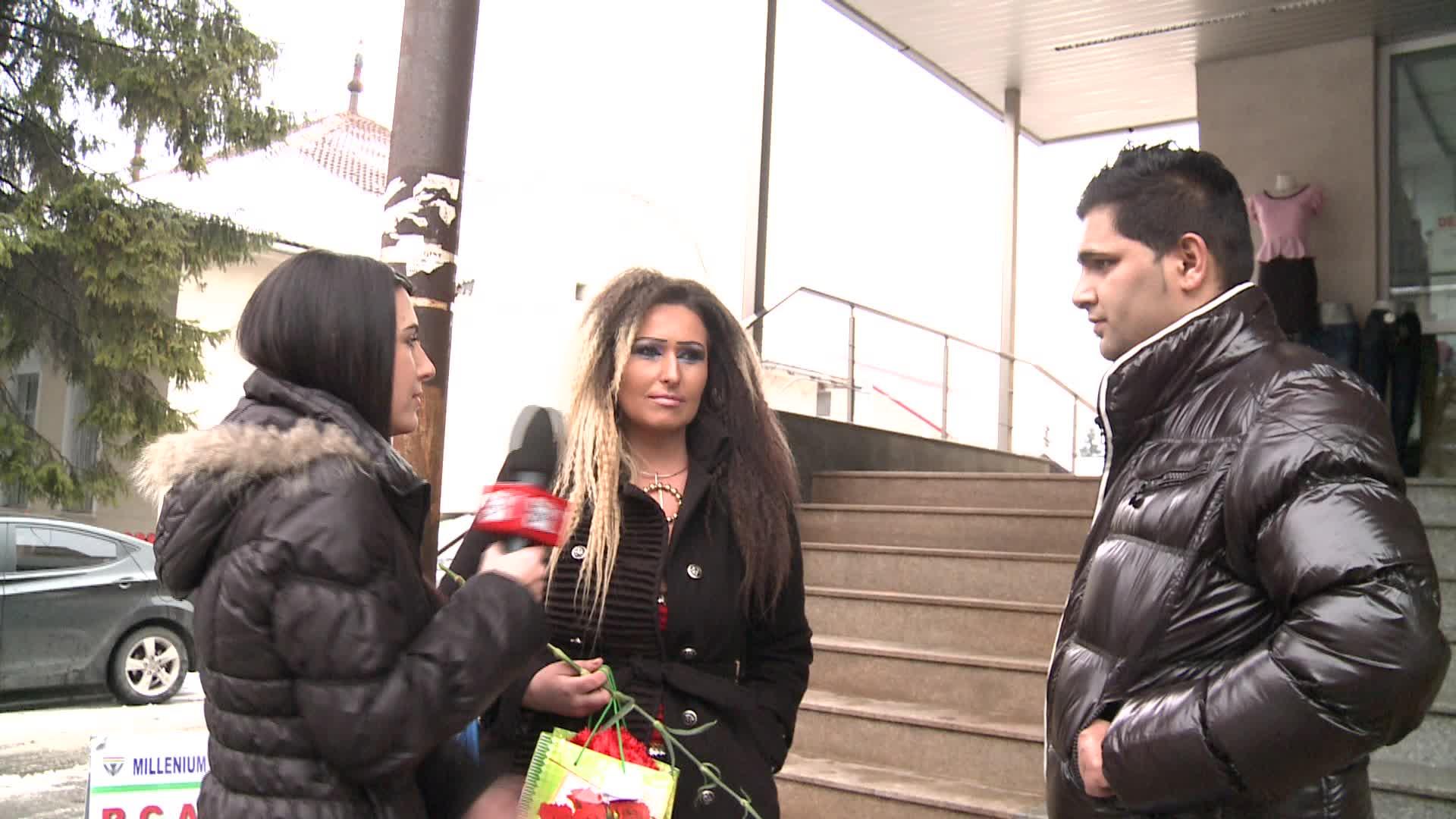 Baldovin a fost refuzat de toate femeile pe care le-a oprit pe strada