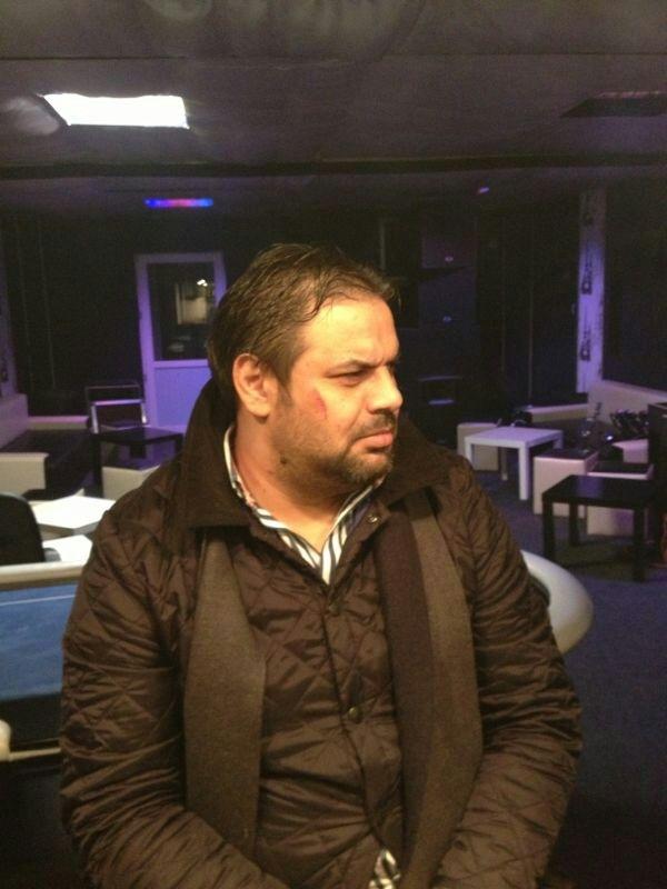 Vasile Namol a fost atacat pe strada