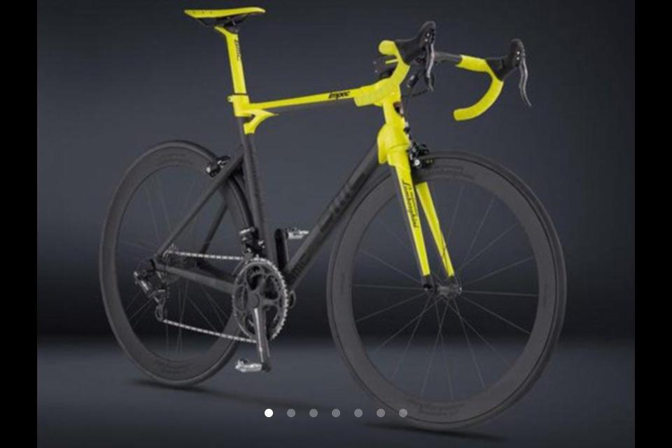 Bicicleta Lamborghini costa 25.000 de euro