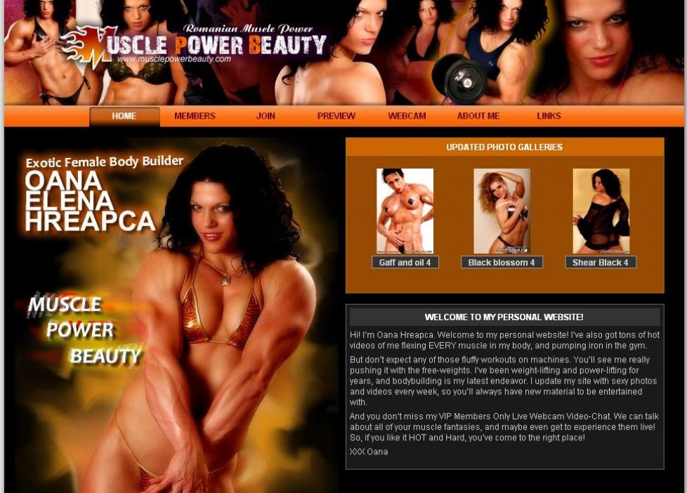 Sexy. Culturistele si-au dedicat ultima perioada a carierei in industria porno