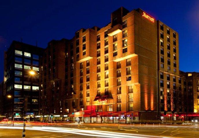 In acest hotel din Amsterdam au fost cazati fotbalistii