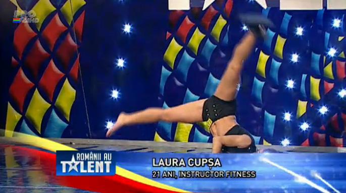 Laura Cupsa